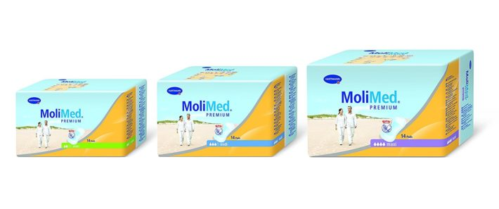 урологические прокладки MoliMed (Германия)